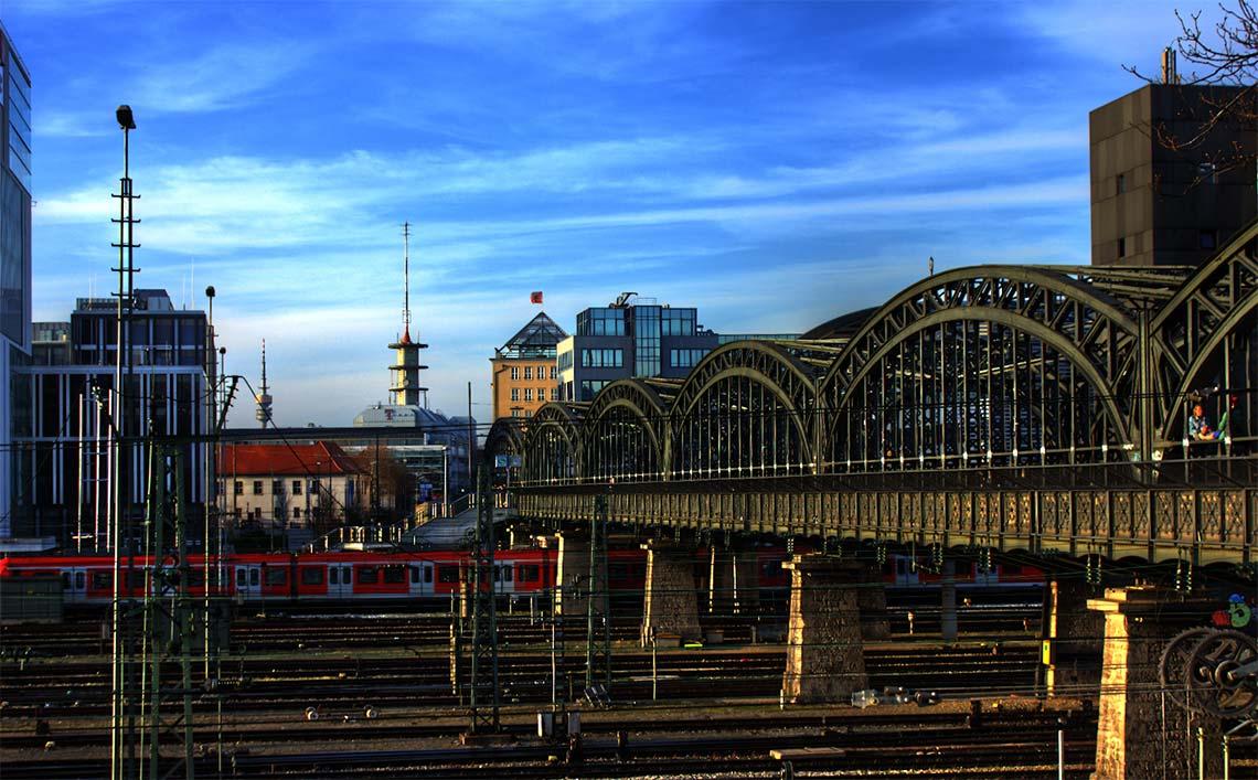 Hackerbrücke Münschen