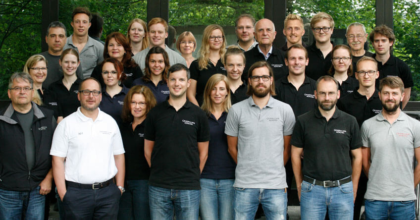 Das Team von Grundbaulabor München
