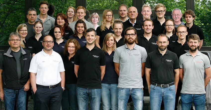 Teamfoto Grundbaulabor München
